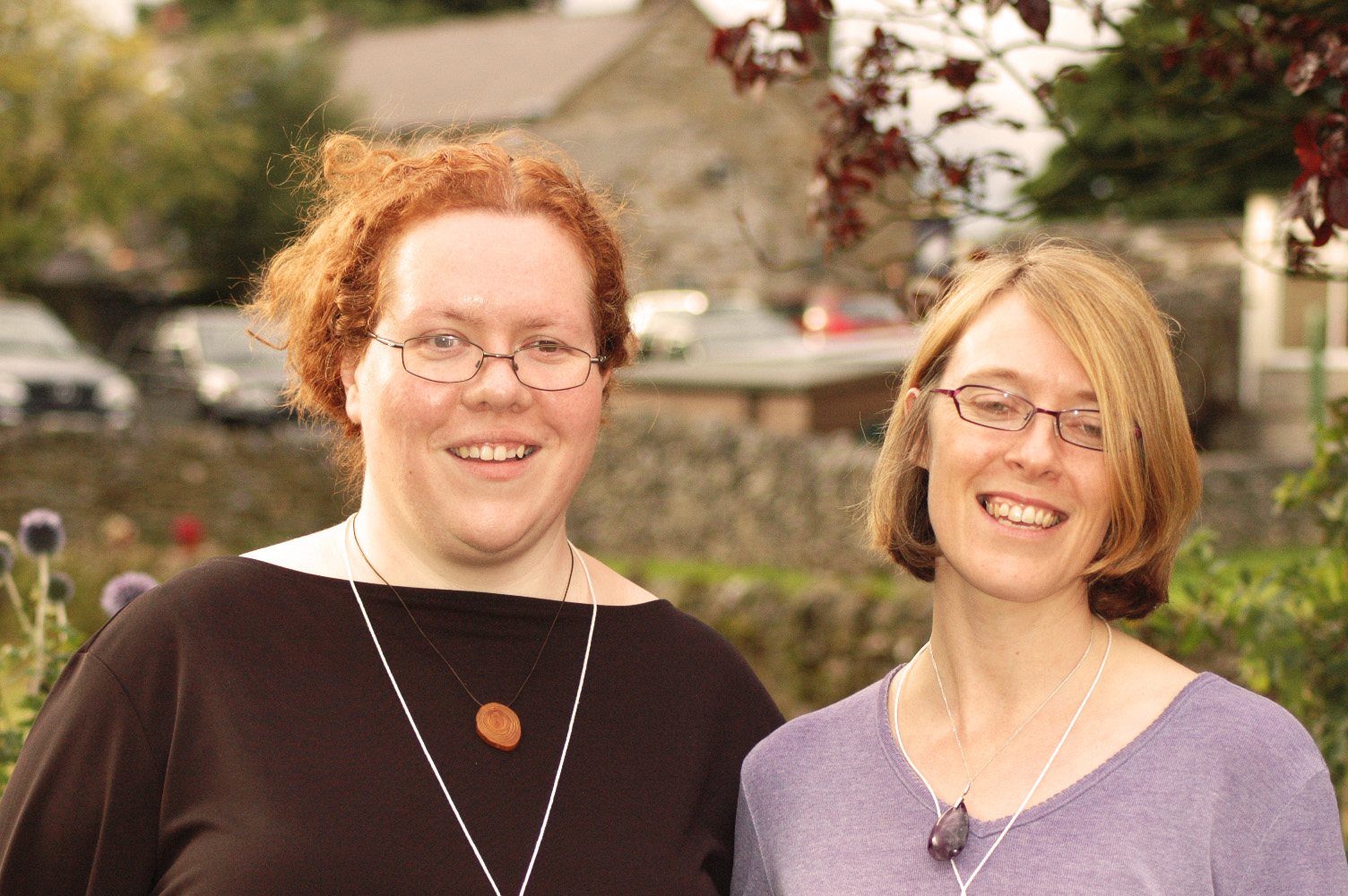 Jane and Sheena