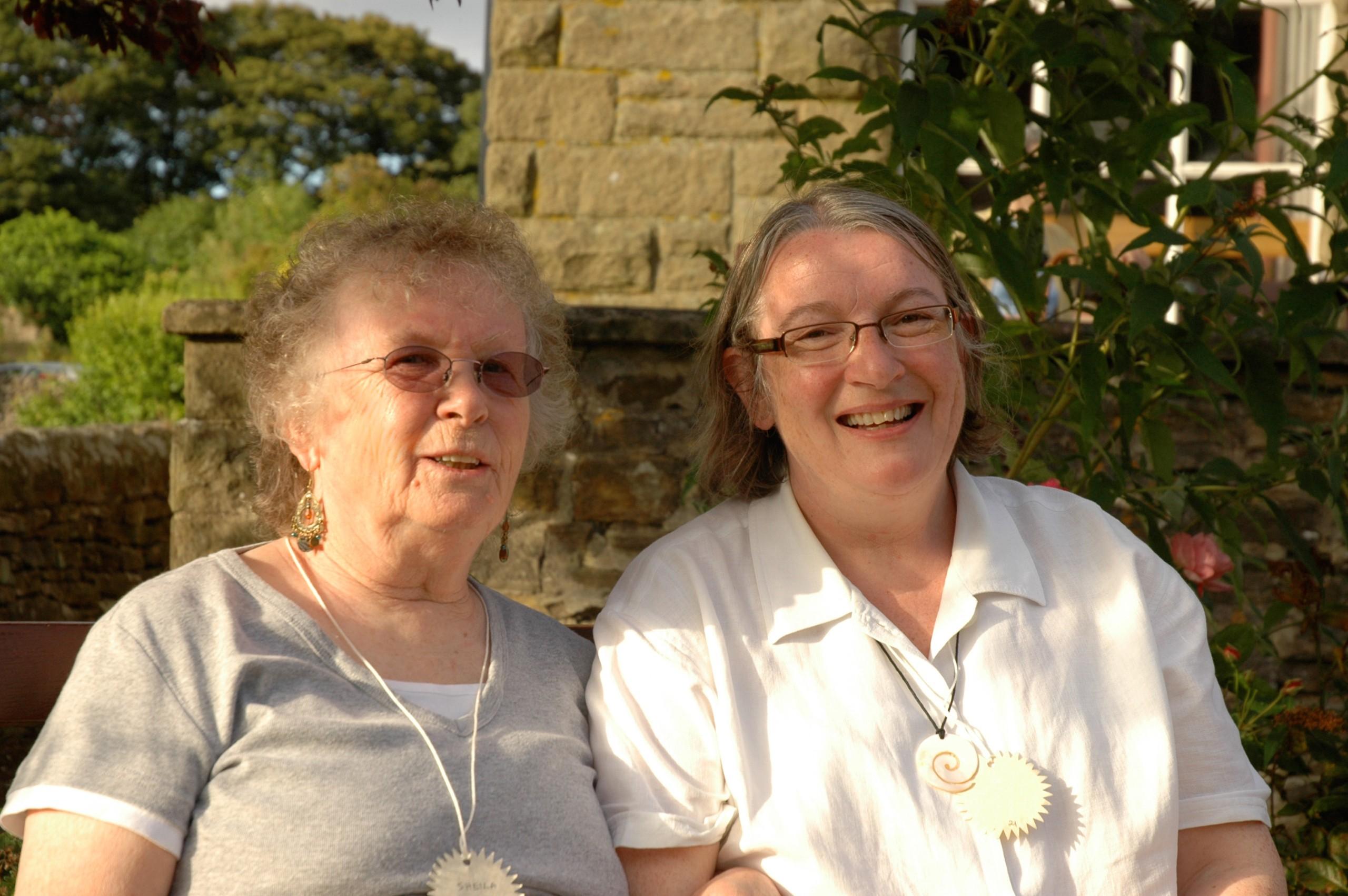 Sheila and Sue